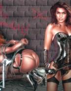 Claudia Schiffer Bdsm Lesbian Naked Fake 001