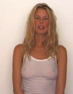 Claudia Schiffer See Thru Homemade Nude Fake 001