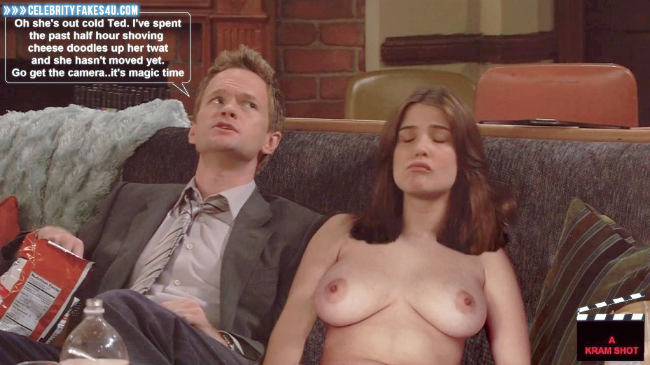 naked girls from how i met your mother