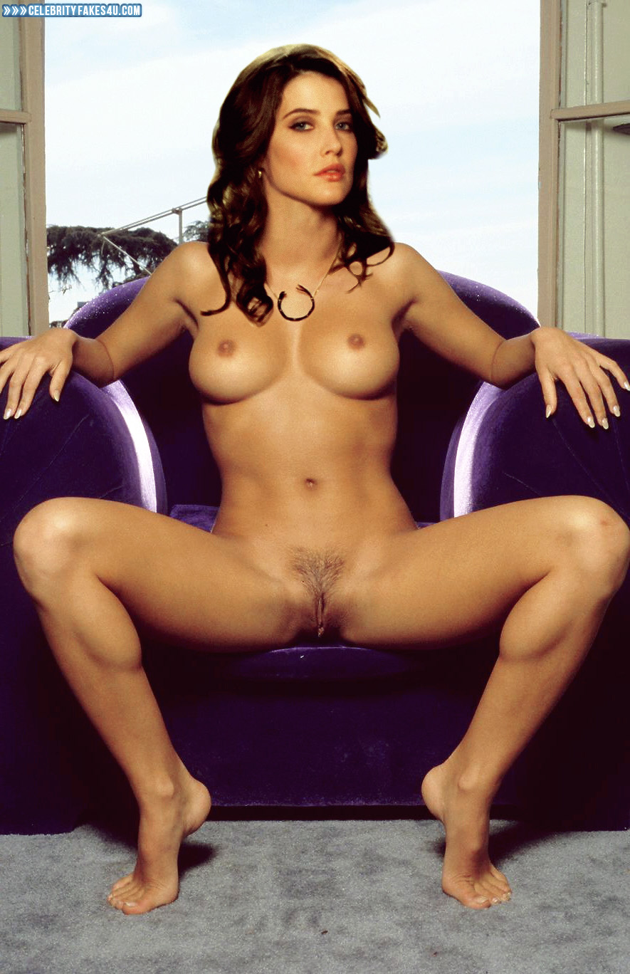 from Matthew cobie smulders fake nude