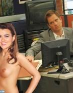 Cote De Pablo Breasts Ncis (tv Series) Porn 001