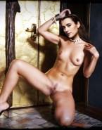 Cote De Pablo Exposing Vagina Nude Body 001