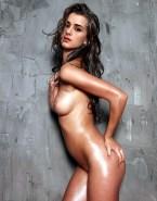 Cote De Pablo Wet Naked Body 002