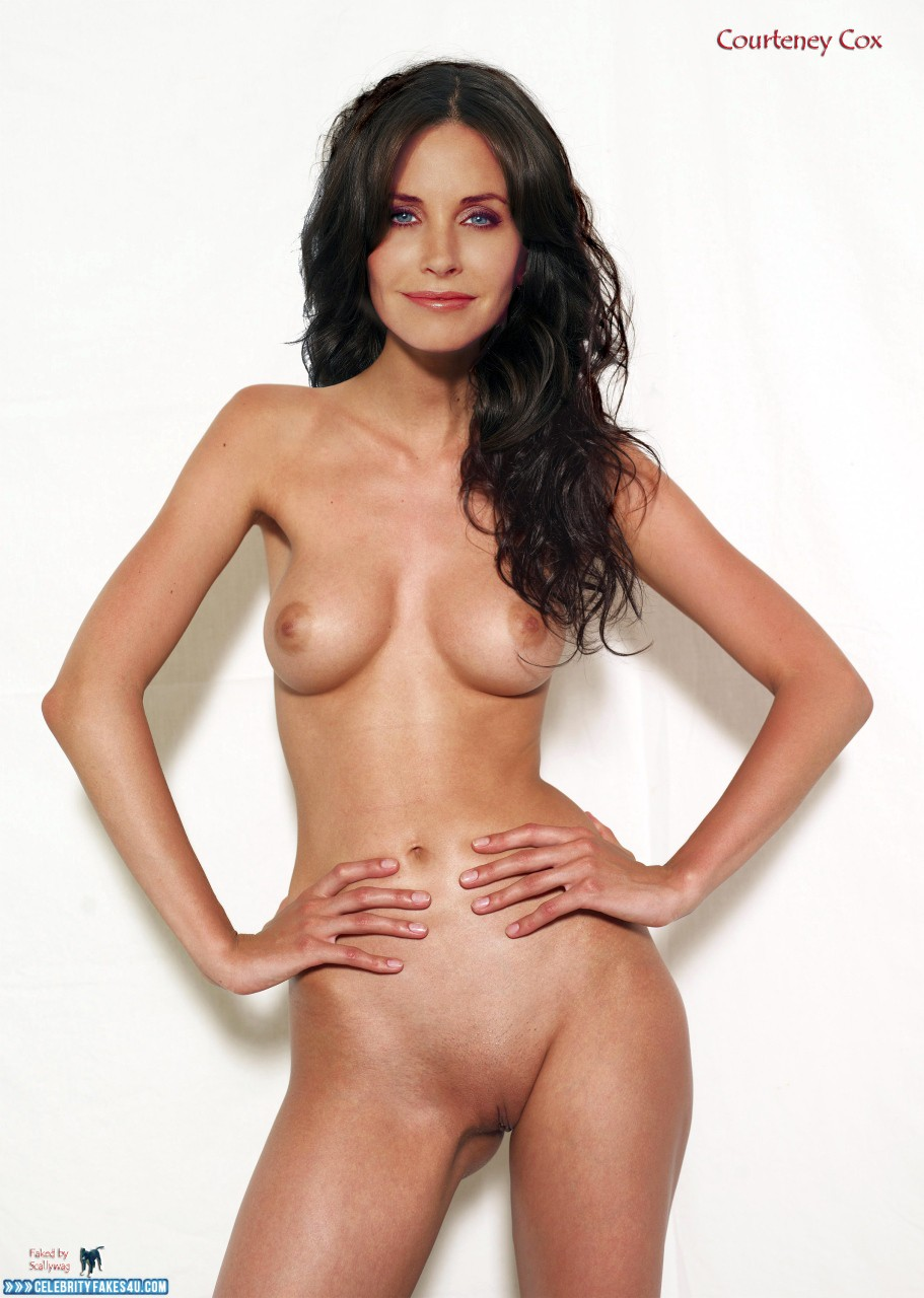 Courteney cox nude pic