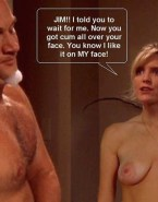 Courtney Thorne Smith Boobs According To Jim Fake 001