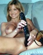 Courtney Thorne Smith Dildo Tight Pussy Porn Fake 001