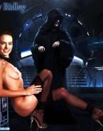 Daisy Ridley Breasts Star Wars Fake 001