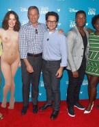Daisy Ridley Public Naked Body Fake 001