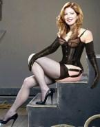 Dana Delany Lingerie Stockings 001