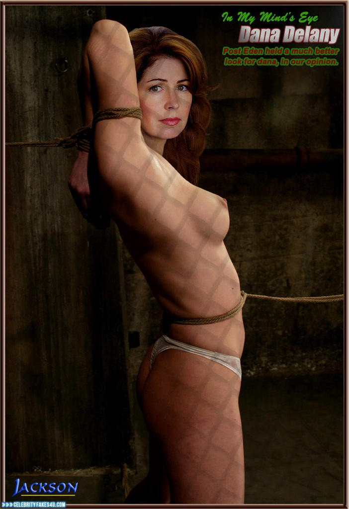 Naked pictures of dana delany 6