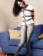 Dania Ramirez Feet Bondage 001