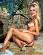Danielle Panabaker Camel Toe Sideboob Naked Fake 001
