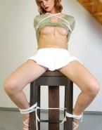 Danielle Panabaker Skirt Bondage Xxx Fake 001