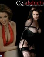 Dannii Minogue Lingerie Bondage Nude 001