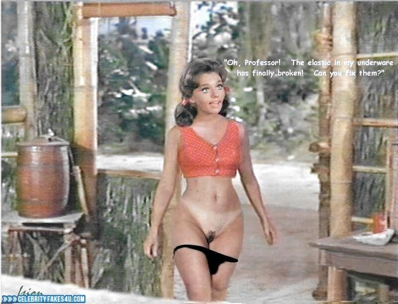 Gilligans island fake nude sites