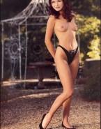Debra Messing G String Topless Porn 001