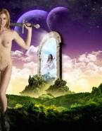 Debra Messing Naked Body Tits 001