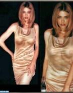 Denise Richards Nudes See Thru 001