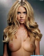Denise Richards Porn Exposed Breasts 001