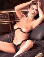 Denise Richards Thong Lingerie 001
