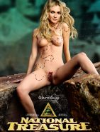 Diane Kruger National Treasure Nude Fake