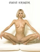 Diane Kruger Naked Fake