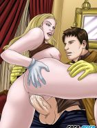 Diane Kruger Loves Riding Dick Cartoon Sex Fake