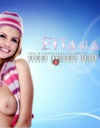 Eliana Michaelichen Bezerra Boobs Exposed 001