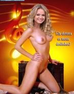 Eliana Michaelichen Bezerra Fully Nude Exposed Breasts 001