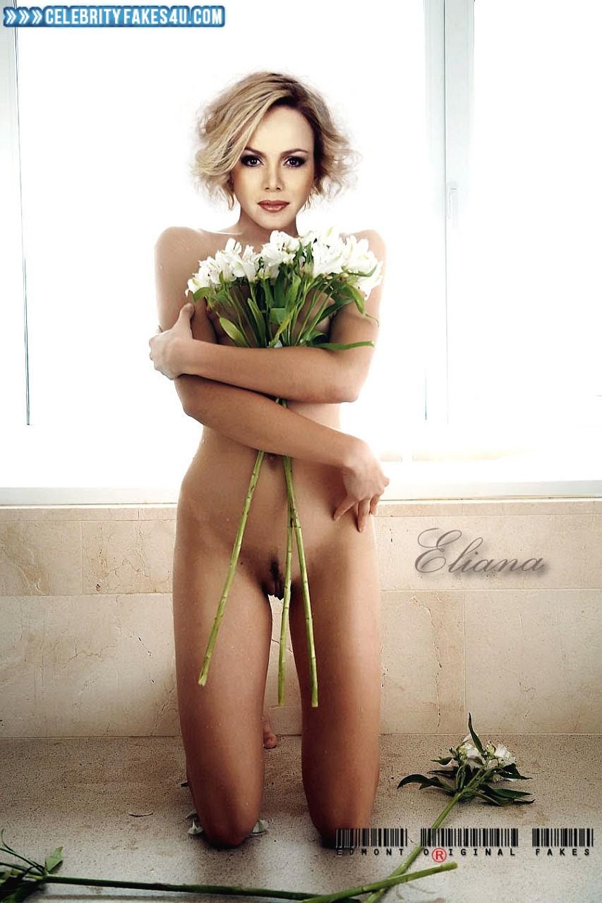 Eliana Michaelichen Bezerra Fake, Nude, Pantiless, Porn
