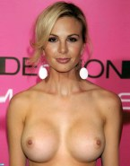 Elisabeth Hasselbeck Topless Public Naked Fake 001