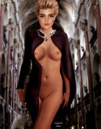 Elizabeth Gillies Nude Body Hot Tits 001