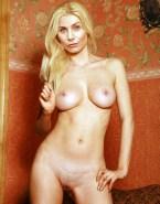Elizabeth Mitchell Naked Body Boobs Fake 003