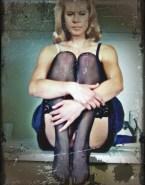 Elizabeth Montgomery Stockings Feet 001