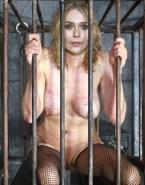 Elizabeth Olsen Boobs Bondage Nude Fake 001