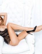 Elizabeth Olsen Lingerie Breasts Fake 002
