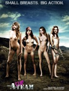 Taylor Swift, Emma Roberts, Ellen Page & Kristen Stewart Small Breasts Club Nude Fake