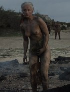Emilia Clarke Naked Tits Game of Thrones