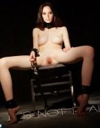 Emily Blunt Bondage Bdsm Naked 001