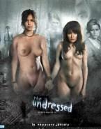 Emily Browning Lesbian Naked Body Fake 001