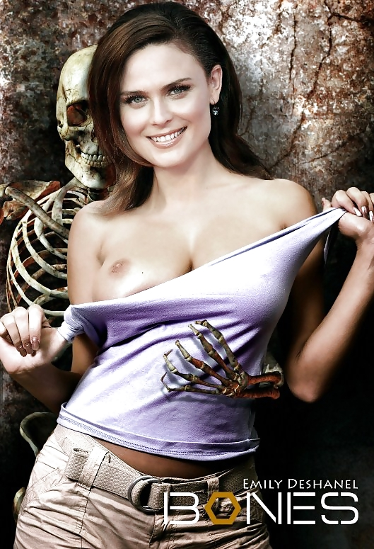 Emily Deschanel Fake, , Porn