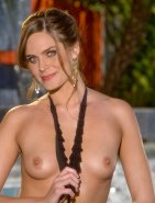 Emily Deschanel Naked Fake
