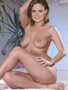 Emily Deschanel Porn Fake