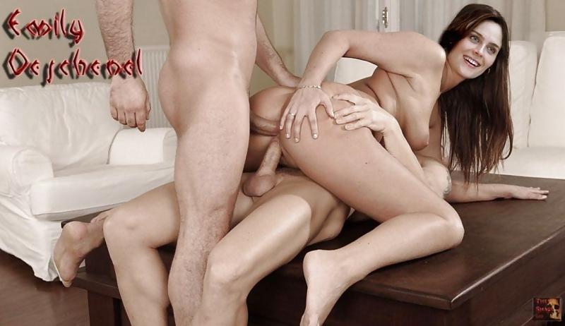 Allure free emily deschanel sex nude wonder woman