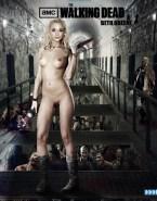 Emily Kinney Walking Dead Porn 001