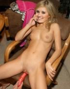 Emily Osment Homemade Sex Toy Naked 001