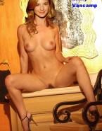 Emily Vancamp Hairy Pussy Vagina Legs Spread Nsfw 001