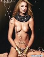 Emily Vancamp Nude Tits 001