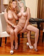 Emma Bunton Big Breasts Lesbian Nsfw 001