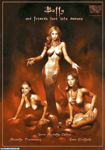 from Kohen buffy the vampire slayer fake nudes